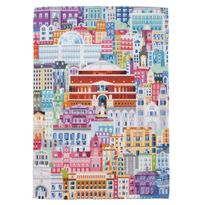 Albertopolis Tea Towel - Royal Albert Hall