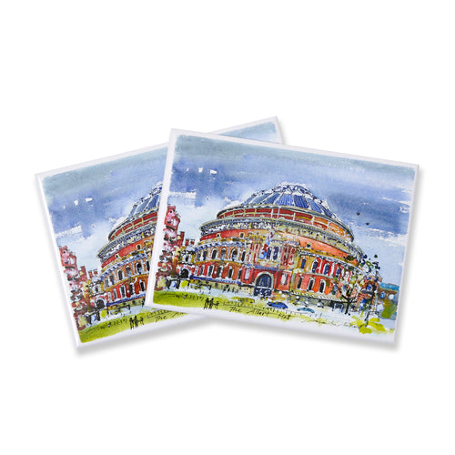Watercolour Magnet - Royal Albert Hall