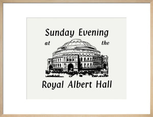 Programme for Royal Philharmonic Orchestra Concert, 24 January 1971 - Royal Albert Hall