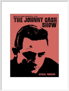 Programme for The Johnny Cash Country and Western Show, 9 May 1968 - Royal Albert Hall