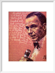 Programme for Frank Sinatra, 29-30 May 1975 - Royal Albert Hall