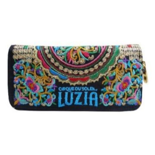 Luzia Embroidered Wallet - Royal Albert Hall