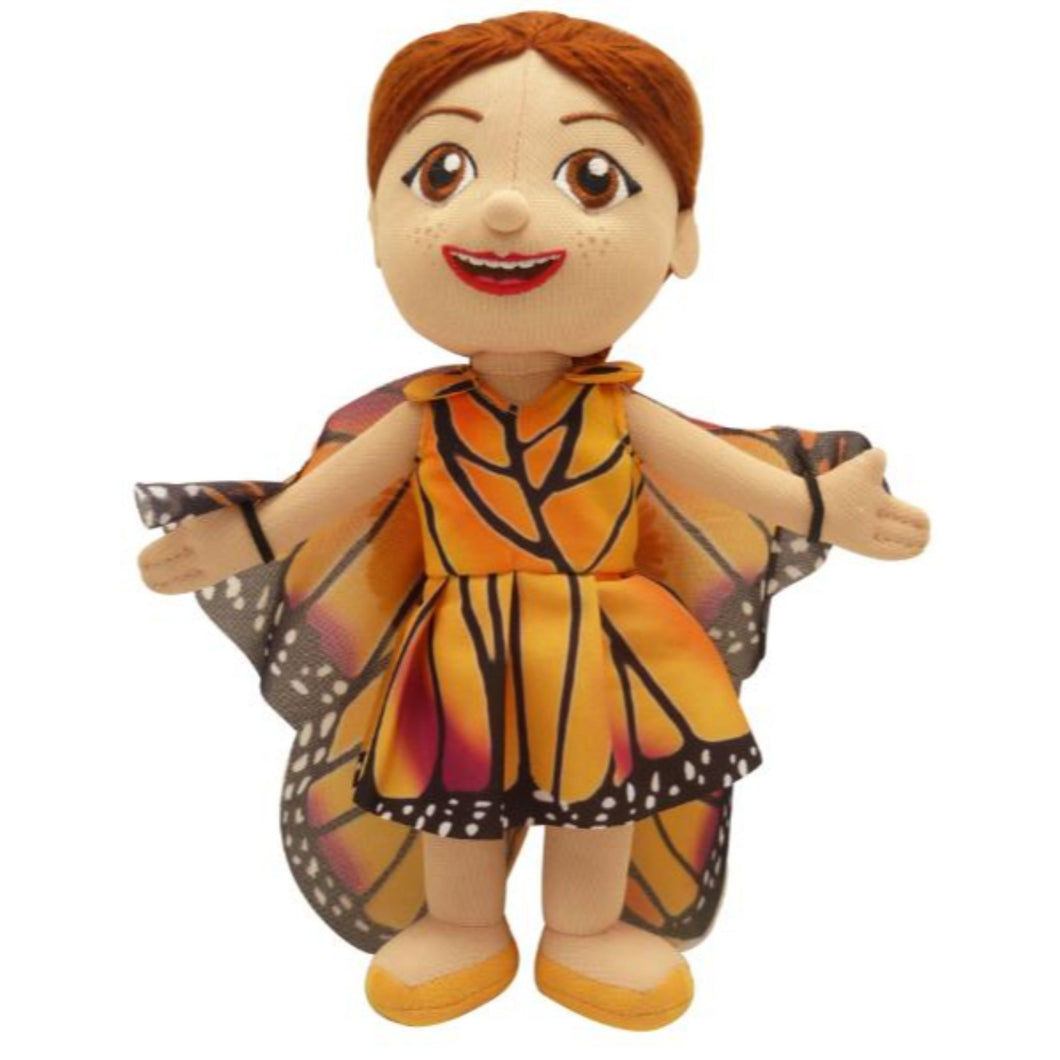 Luzia Butterfly Lady Plush - Royal Albert Hall