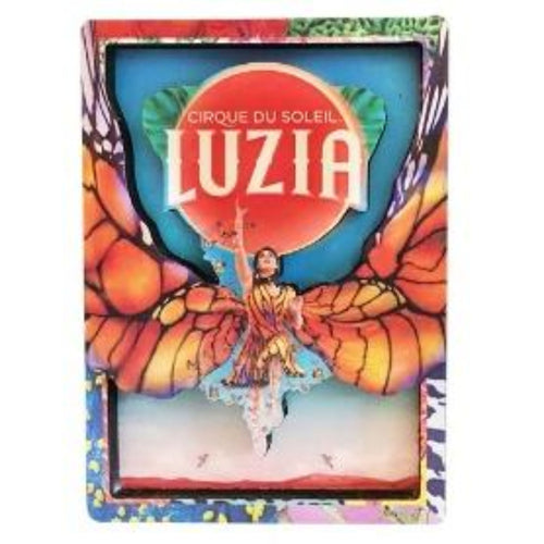 Luzia Butterfly Woman Magnet - Royal Albert Hall
