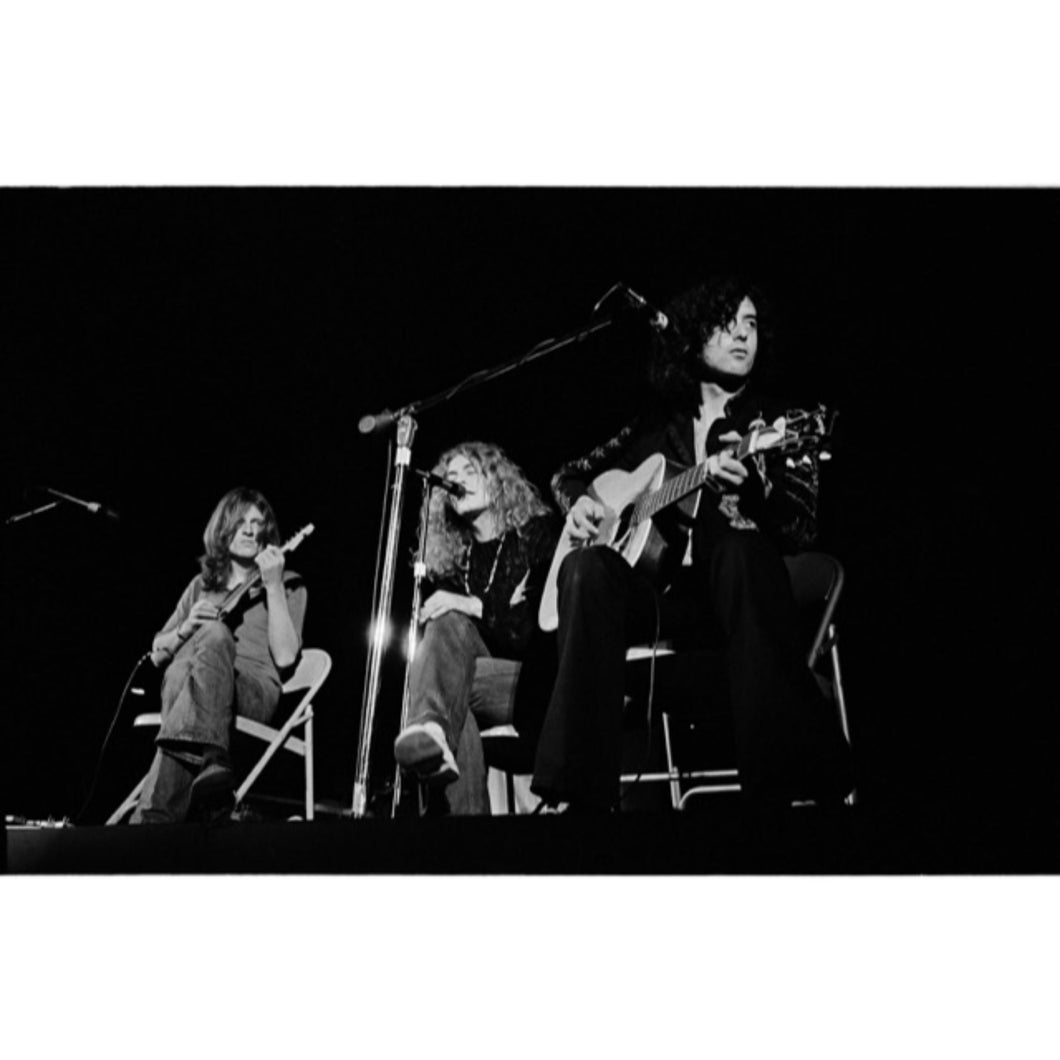 Led Zeppelin Acoustic Set, L.A., California 1971 - Royal Albert Hall