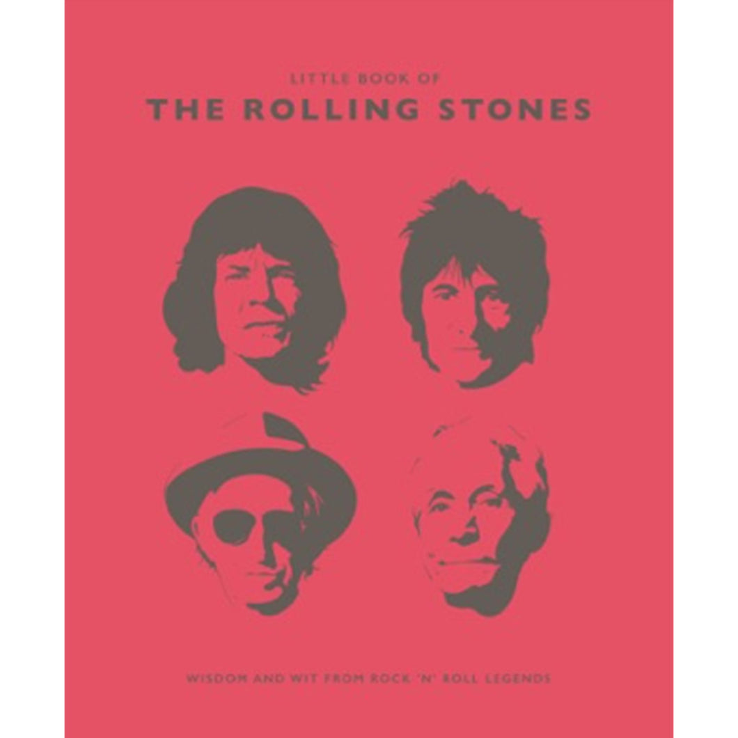 The Little Book of The Rolling Stones - Royal Albert Hall