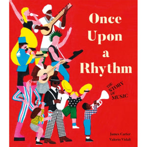 Once Upon a Rhythm: The Story Of Music - Royal Albert Hall