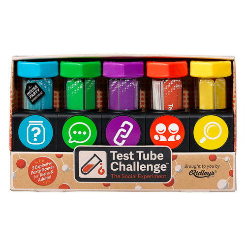 Test Tube Challenge - The Party Pack - Royal Albert Hall