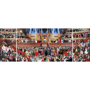 Peter Blake Limited Edition Print - Royal Albert Hall