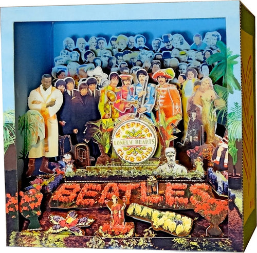 Tatebanko Sgt Pepper - The Beatles - Royal Albert Hall