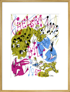 The Chelsea Arts Club Annual Ball Art Print