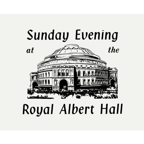 Programme for Royal Philharmonic Orchestra Concert, 24 January 1971