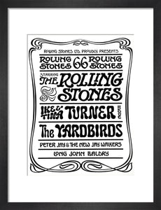 The Rolling Stones Art Print