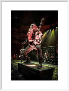 Black Label Society performing in 2018 - Royal Albert Hall
