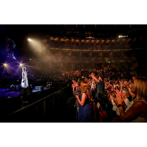 Clare Bowen, 2017, Audience View Photo Print - Royal Albert Hall