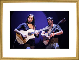 Rodrigo y Gabriela, 2014, Close Up Photo Print - Royal Albert Hall