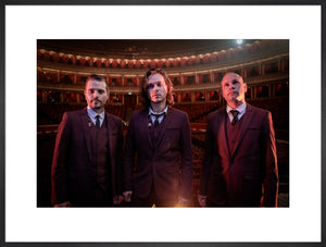 Jonathan Jackson & Enation, 2018, Behind the Scenes Close Up Photo Print