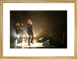 Rick Astley, 2017, On Stage Photo Print