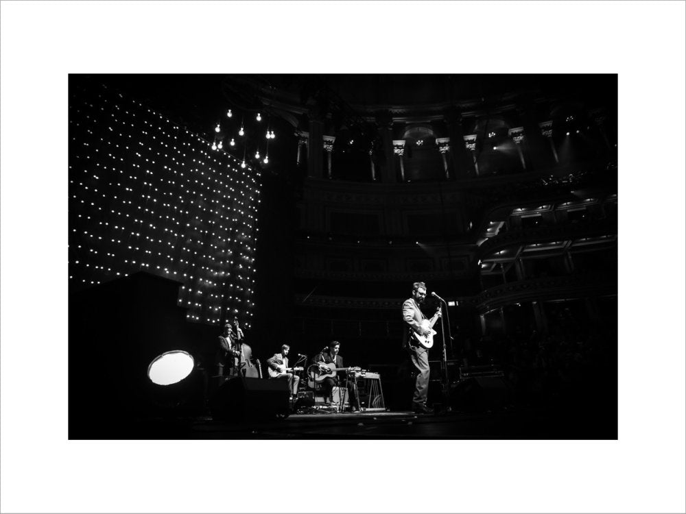 Eels, 2014, Black and White Close Up Photo Print