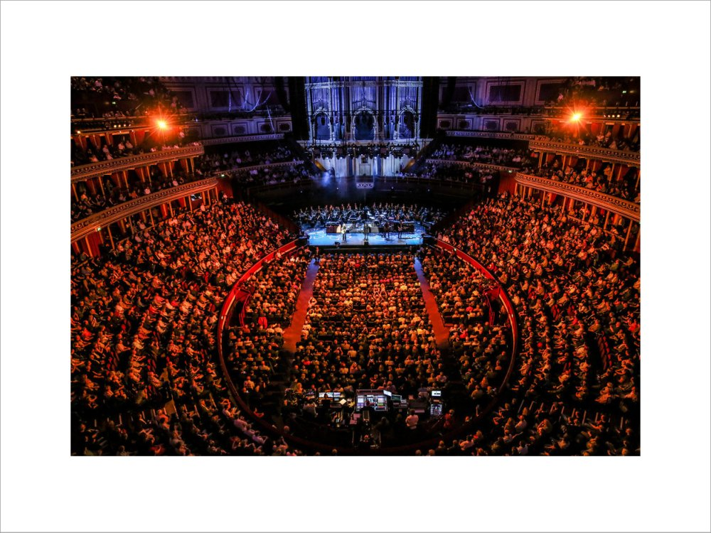 Heart, 2016 , Audience View Photo Print - Royal Albert Hall