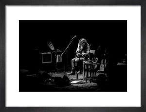Chris Cornell, 2016, Black & White On Stage Photo Print - Royal Albert Hall