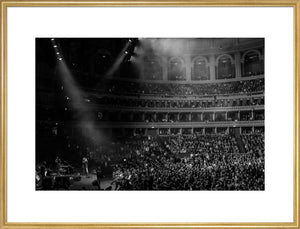 Chris Cornell, 2016, Black & White Audience View Photo Print - Royal Albert Hall