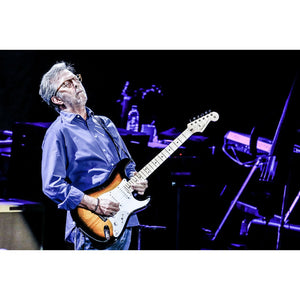Eric Clapton, 2015, Close Up Photo Print - Royal Albert Hall