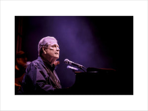 Brian Wilson, 2016, Close Up Photo Print - Royal Albert Hall