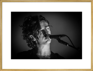 The 1975, 2014, Matt Healy Close Up Photo Print - Royal Albert Hall