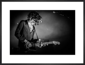 The 1975, 2014, Black & White Photo Print - Royal Albert Hall