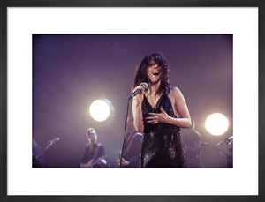 Imelda May, 2017, Close Up Photo Print - Royal Albert Hall