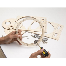 Load image into Gallery viewer, DIY Tambourine - Royal Albert Hall