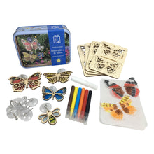 Load image into Gallery viewer, Butterflies and Bees Suncatcher Kit - Royal Albert Hall
