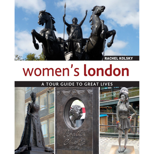 Women's London: A Tour Guide To Great Lives - Royal Albert Hall