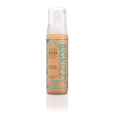 thick chick hair volumizer root booster foam