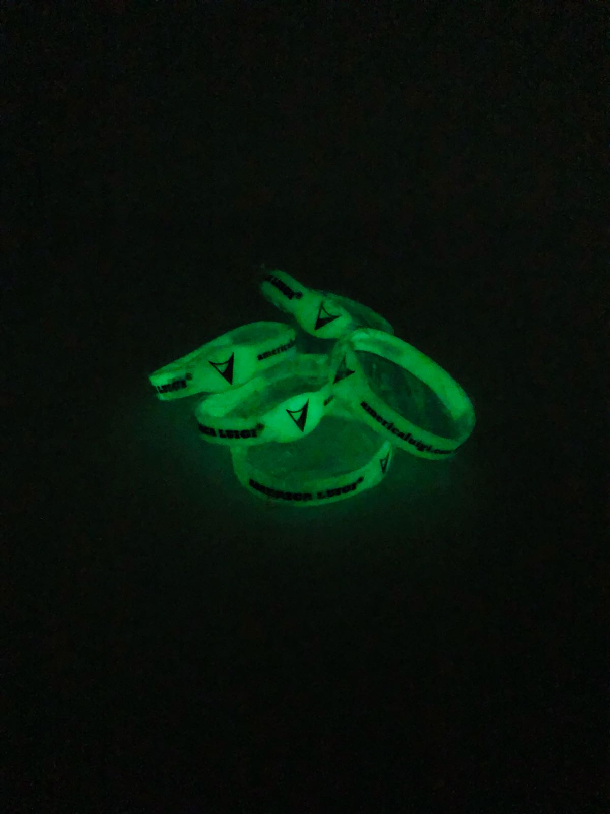 Wristbands (Glows in the Dark)