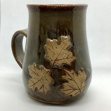 Load image into Gallery viewer, Tall Fall Leaves Mug