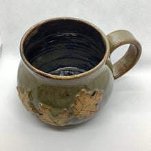 Load image into Gallery viewer, Fall leaves mug    10-12oz