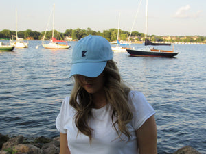 Baby Blue Minnesota Hat
