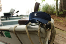 Load image into Gallery viewer, Navy Minnesota Visor