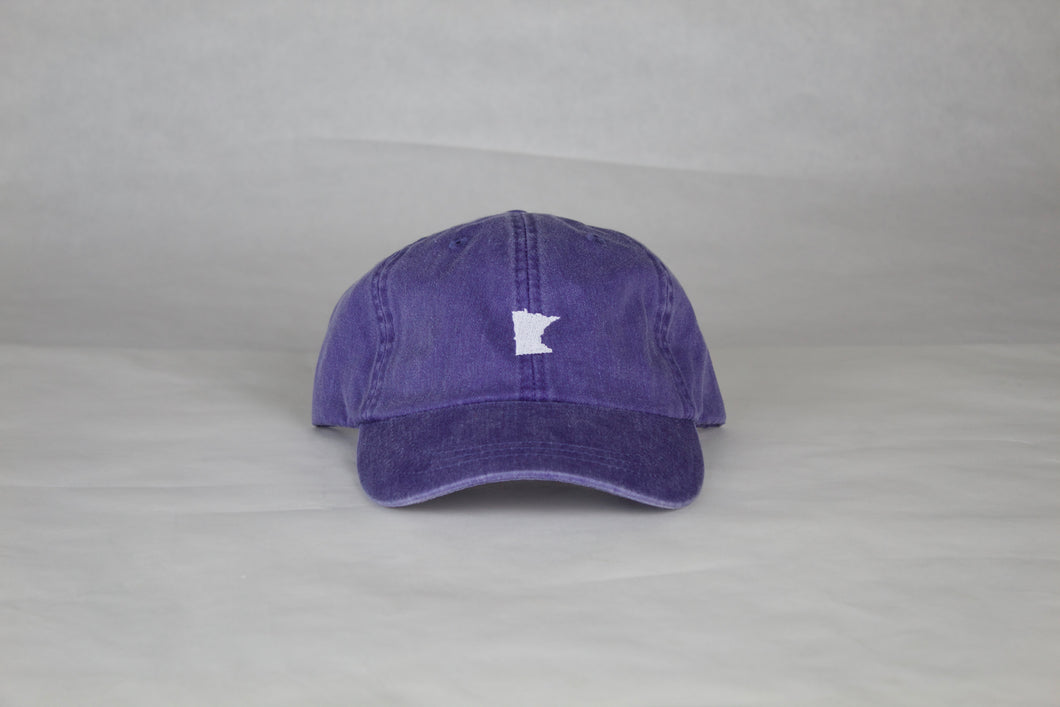 Purple Minnesota Hat