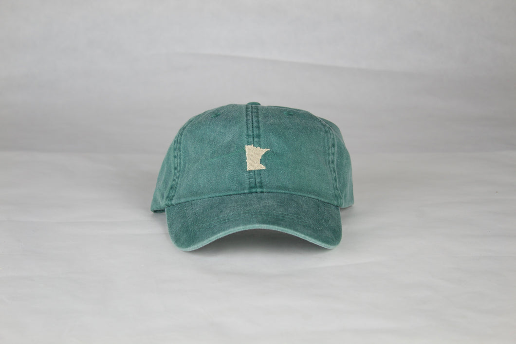 Forest Green Minnesota Hat