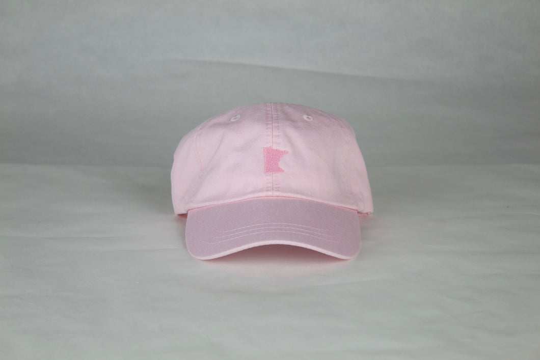 Breast Cancer Awareness Minnesota Hat