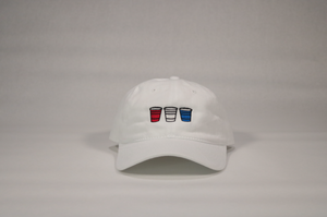 White Solo Cup Hat