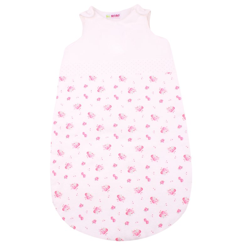 Mi Baby Sleeping Bag - spring blossom cream