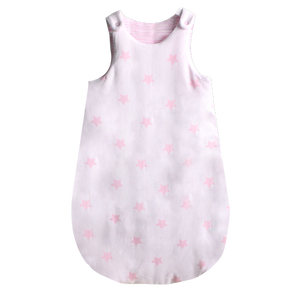 Mi Baby Sleeping Bag - pink stars