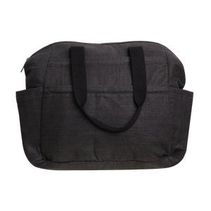 Maya nappy bag - black