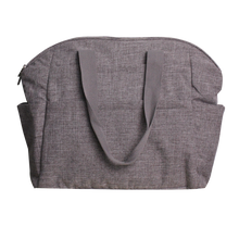 Load image into Gallery viewer, Maya nappy bag - dark grey