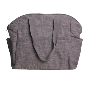 Maya nappy bag - dark grey