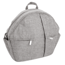 Load image into Gallery viewer, Olivia nappy bag - light grey